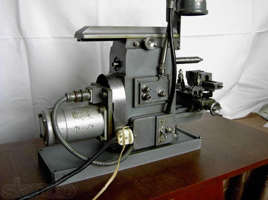Фрезерный станок из токарного 78
