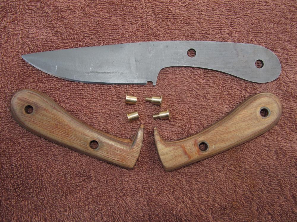 нож самоделки фото