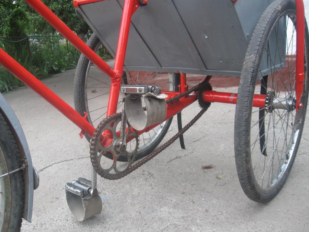 Грузовой велосипед 78