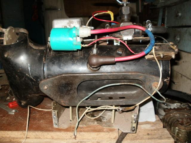 Печка под газ своими руками