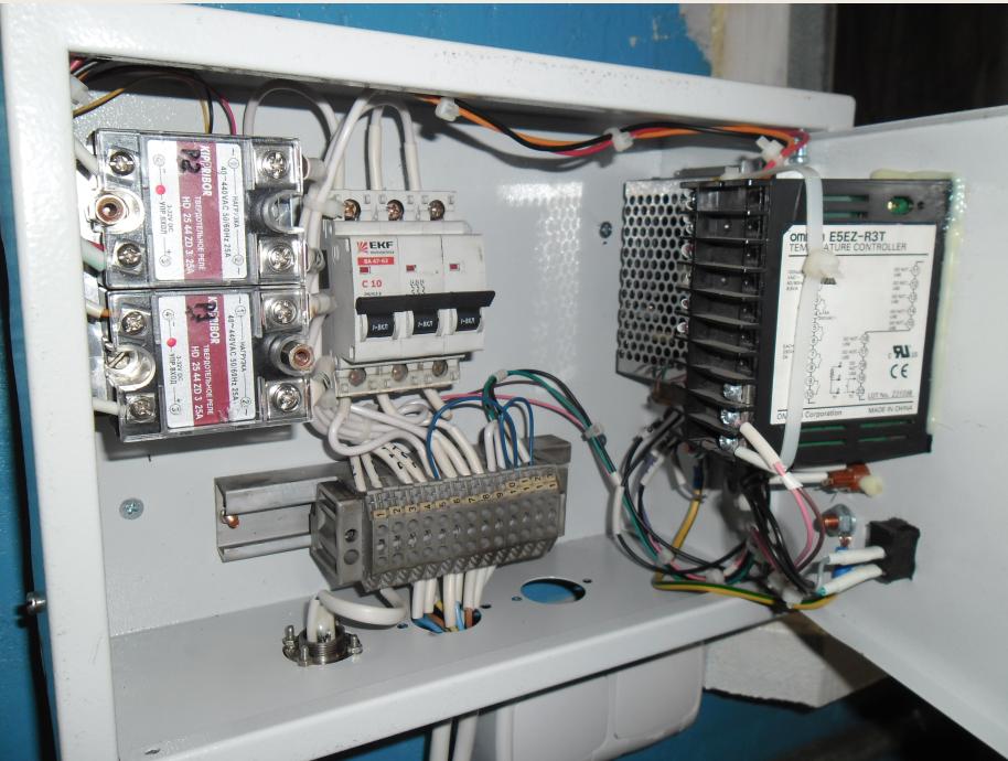 Автоматика на электрокотел своими руками 53