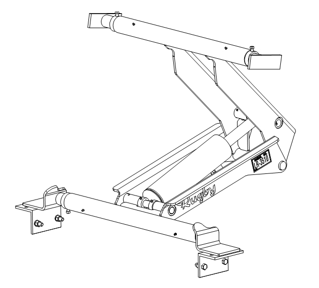 Как сделать подъемник кузова 729