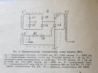 Электрическая схема зажигания бензопилы шиндайва