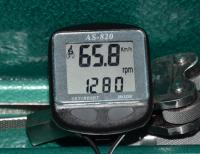 Велоспидометр из калькулятора