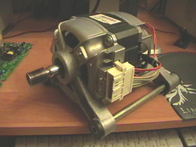 Генератор из двигателя стиральной машины автомат своими руками 142