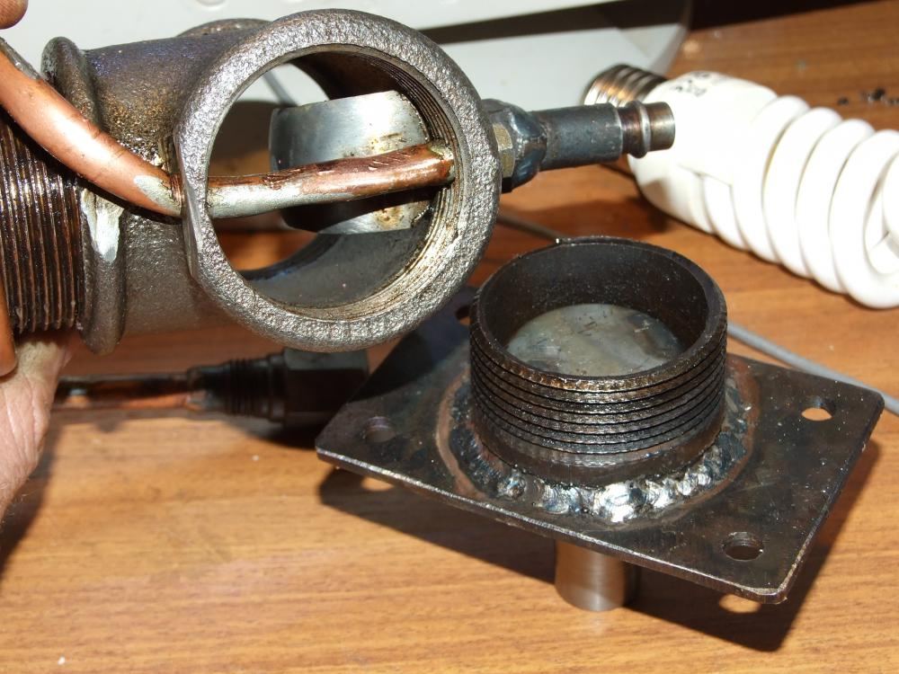 Автоматика для горелки бабингтона своими руками