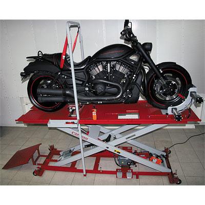 Подъемник мотоцикла