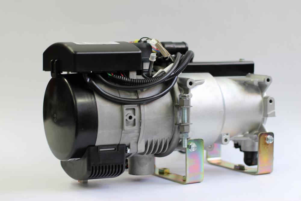 Автономный подогрев двигателя