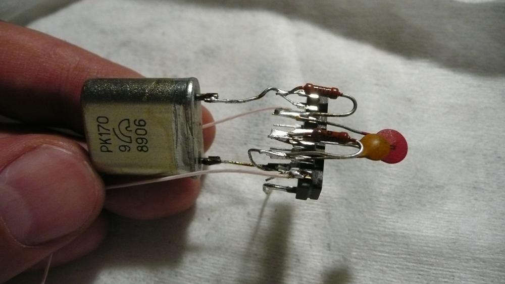 Данный датчик может быть непосредственно подключен к одному из дух каналов usb осциллографа