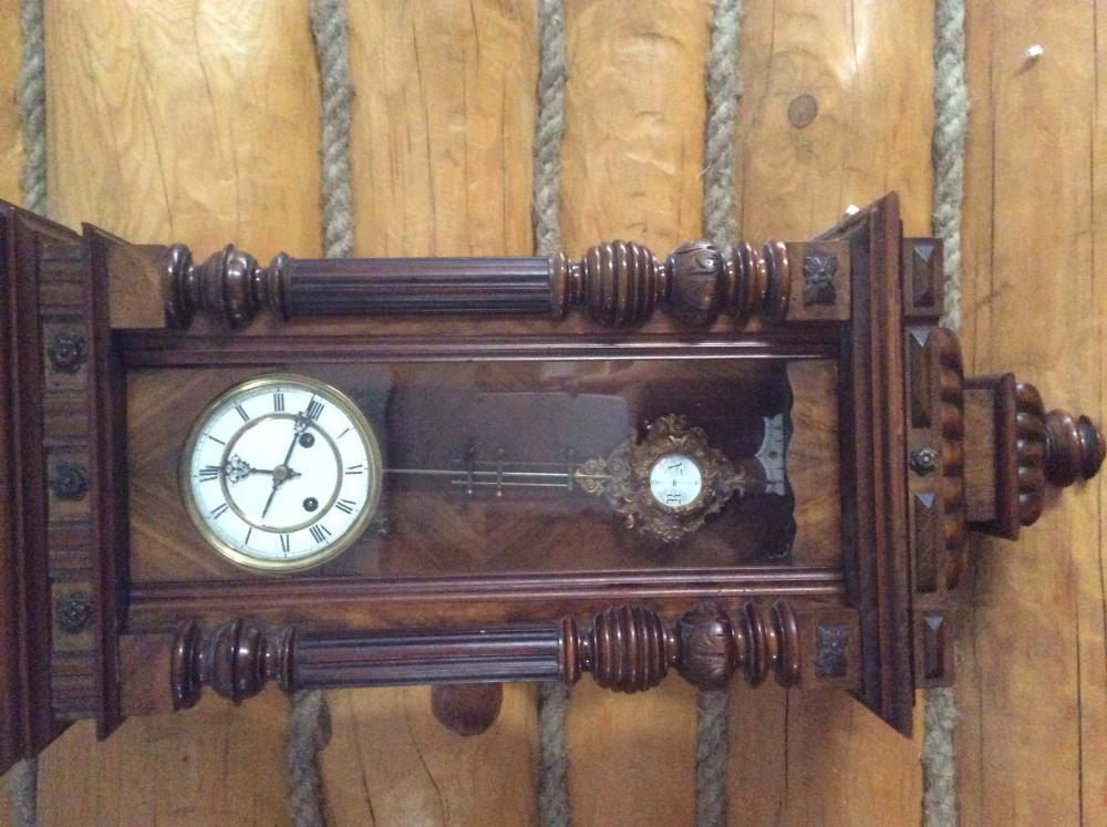 Настенные часы своими руками с боем 65
