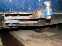 Универсальная жёсткая сцепка на легковое авто.: IMG_3302.JPG