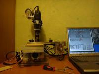 Фрезерные станки. Фото, Паспорта, РЭ. Оборудование единичного производства: Самый маленький CNC.JPG