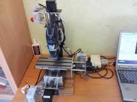 Фрезерные станки. Фото, Паспорта, РЭ. Оборудование единичного производства: Самый маленький CNC_3.jpg