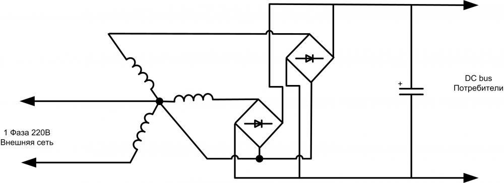 Как из трёхфазного двигателя сделать генератор 337