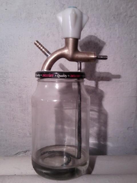 Газовая горелка с компрессором своими руками
