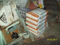 Гараж - мастерская на своём участке.: цемент 2.JPG