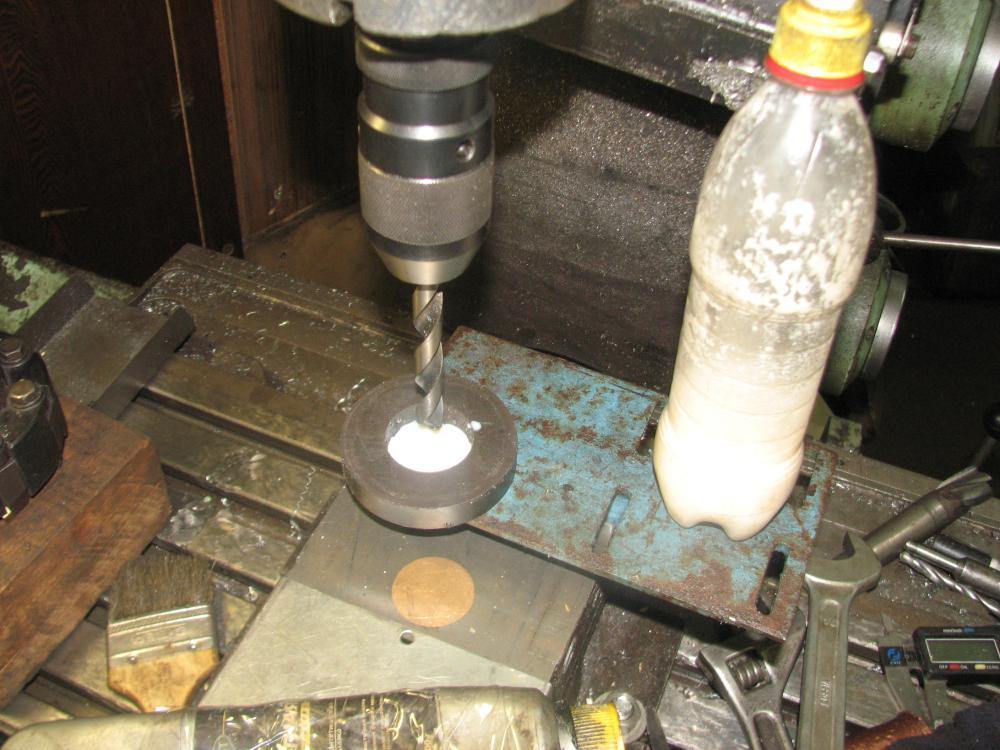 Сож для сверления металла своими руками