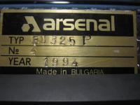 Фрезерные станки. Фото, Паспорта, РЭ. Оборудование единичного производства: FU 325 P_1.jpg