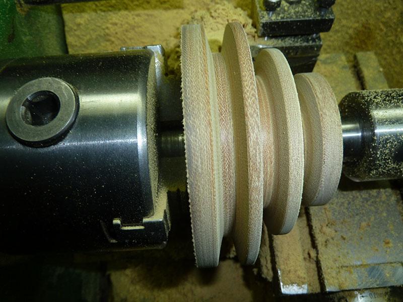 Как изготовить шкив для электродвигателя своими руками