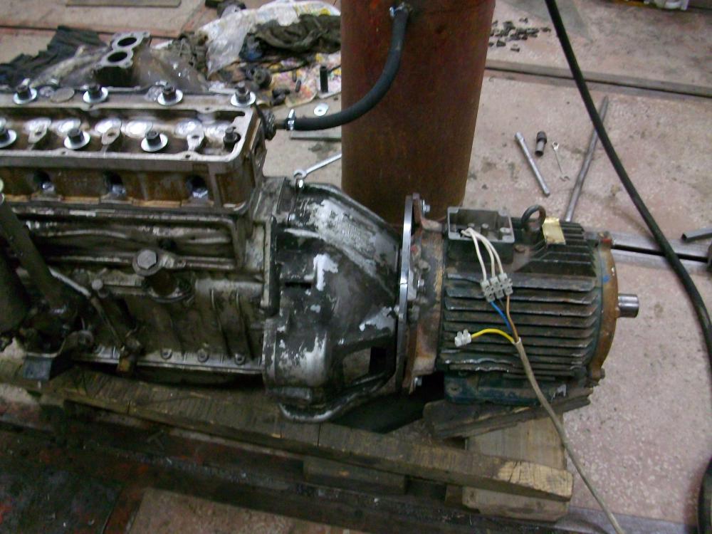 Как сделать мощный компрессор