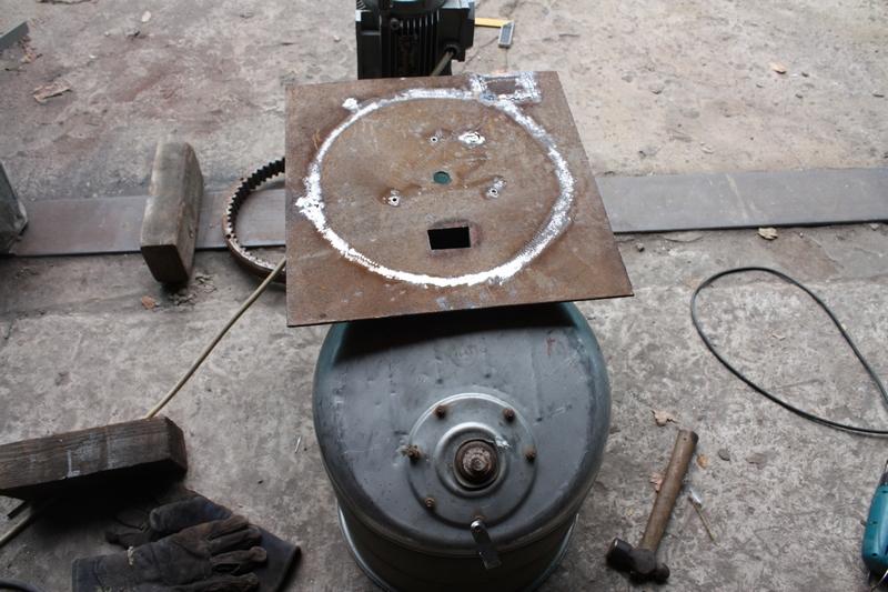 Как сделать зернодробилку из стиральной машины своими руками