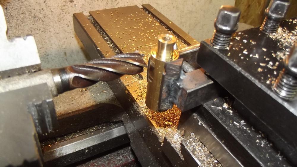 Как сделать фрезу по металлу