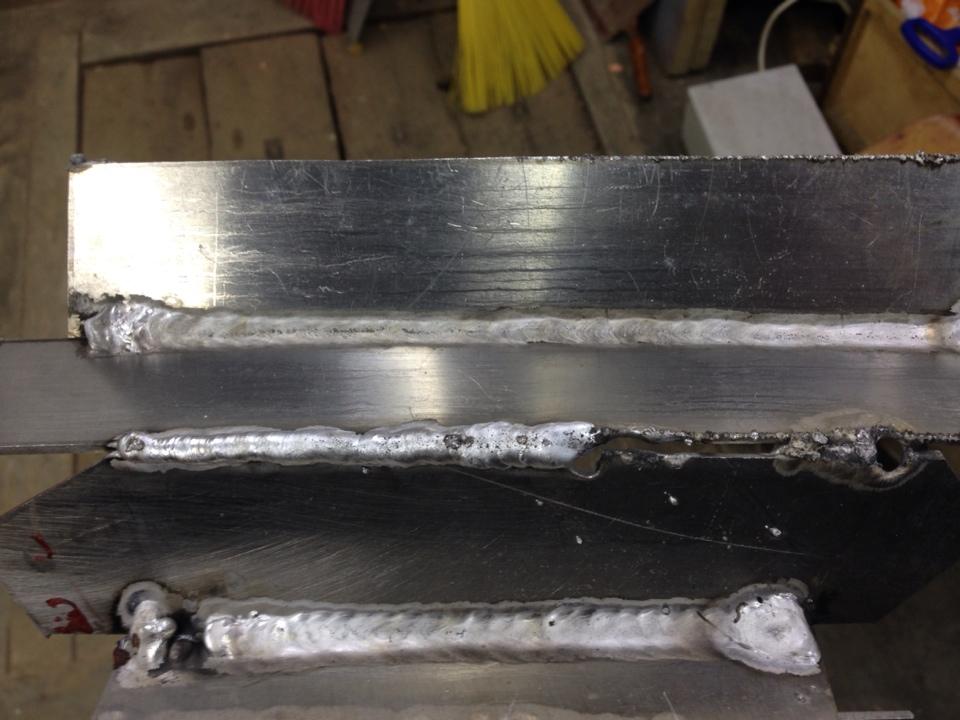 Как сварить алюминий полуавтоматом