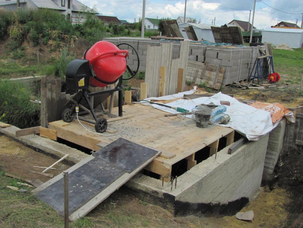 Как сделать дом с нуля своими руками 702