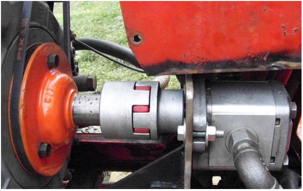 Гидравлический привод своими руками для трактора