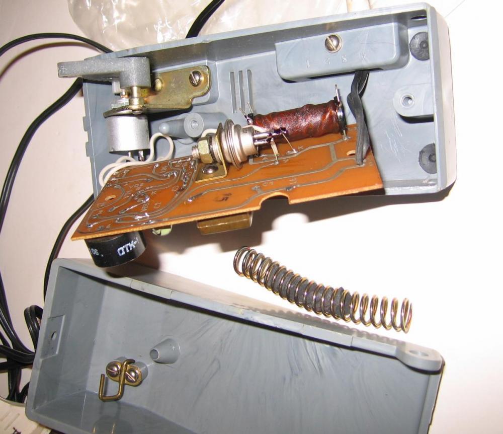 Педали электропривода швейной машины своими руками