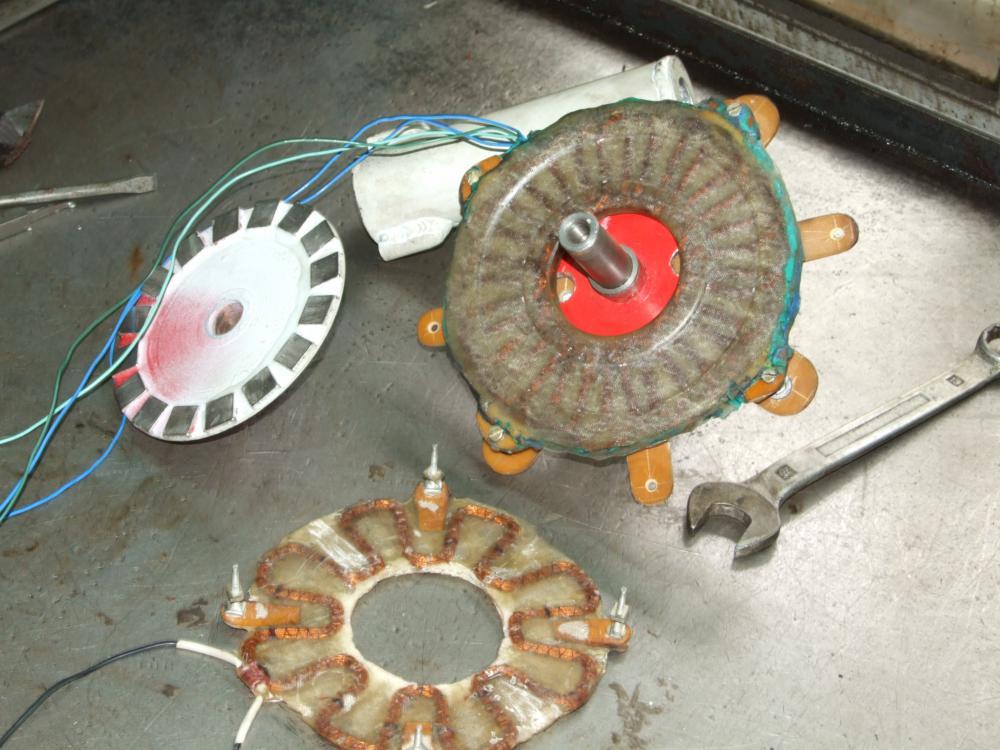 Ветровой генератор своими руками из автомобильного генератора