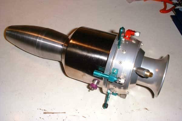 Самодельные турбины на двигатель