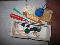 """""""Швейная малярка"""", или Вопросы окраски и подкраски, восстановления внешнего вида: IMG_2224.JPG"""