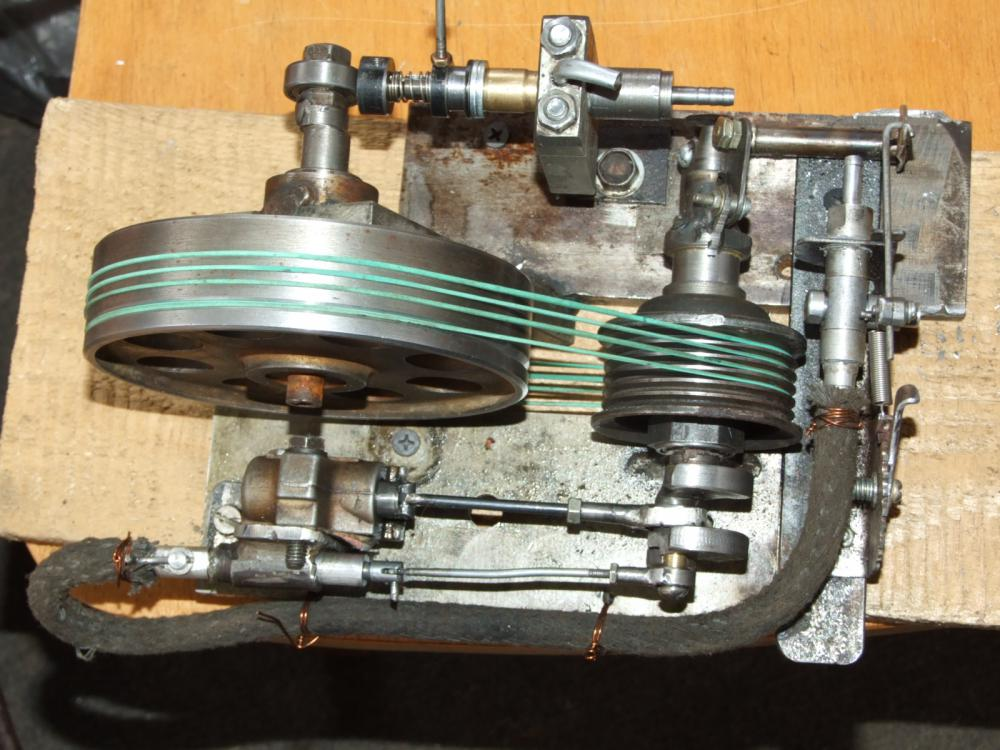 Центробежный двигатель своими руками